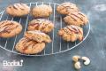 Biscotti agli anacardi con burro di arachidi e dulce de leche