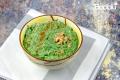 Crema di spinaci ricotta e noci