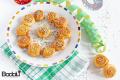 Frittelle di Carnevale con arancia e cardamomo