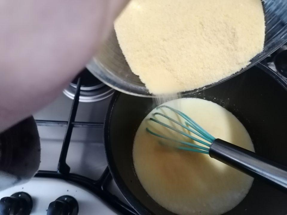 castagnole di polenta