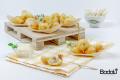 Frittelle veloci con formaggio e salumi