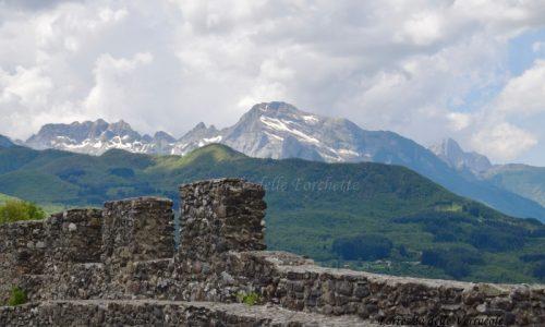 La Fortezza delle Verrucole & La zuppa di farro