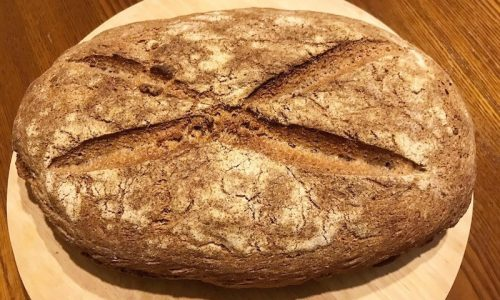 Ricetta del pane integrale
