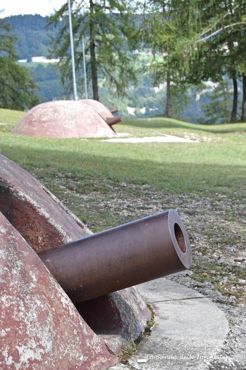 Forte Belvedere Lavarone Folgaria Alpe Cimbra