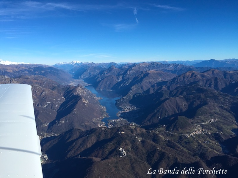 Lago d'Idro Lombardia Avioturismo