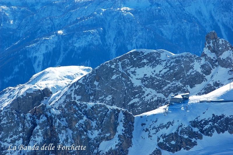 Trentino Alto Adige Funivia Marmolada Avioturismo