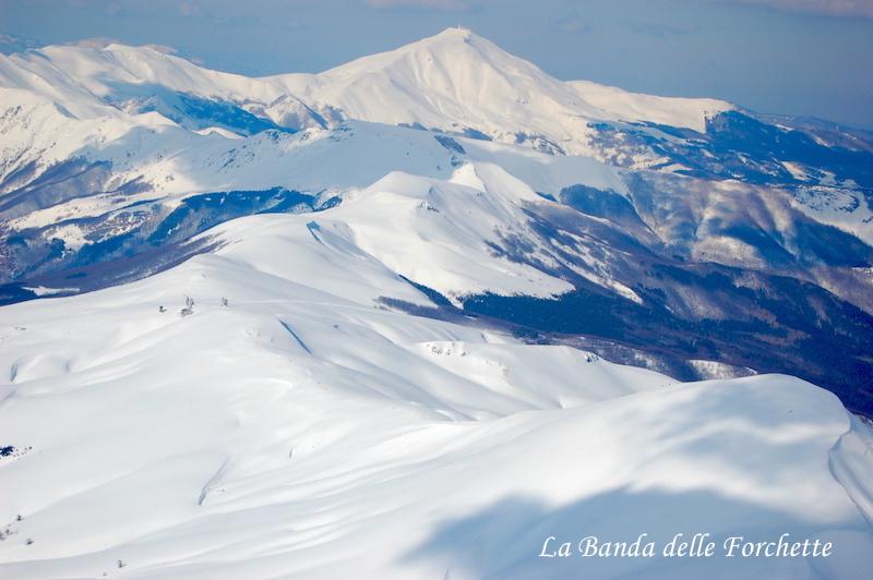 Emilia Romagna Appennino Tosco Emiliano Monte Cimone Avioturismo