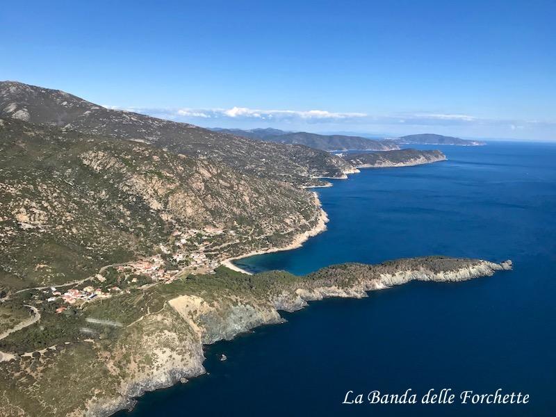 Avioturismo Italia Toscana Isola d'Elba