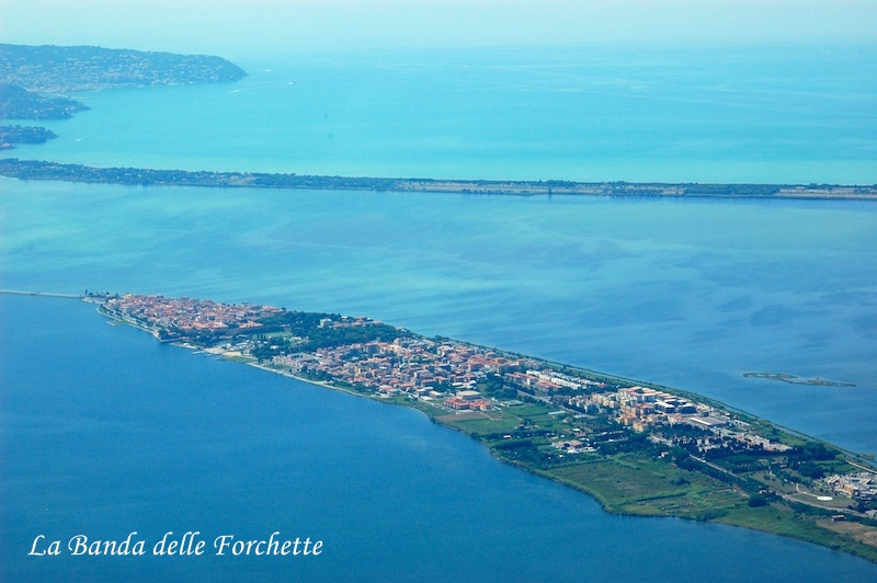 Avioturismo Italia Toscana Orbetello