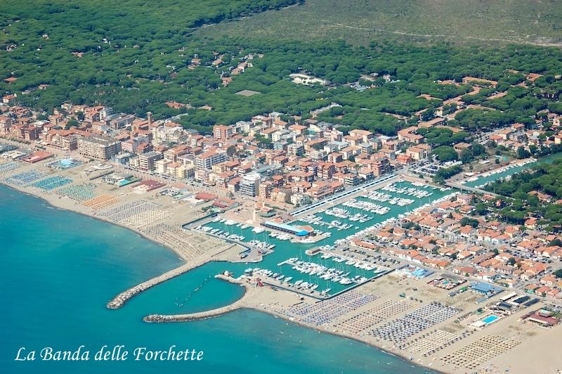 Avioturismo Italia Toscana Marina di Grosseto