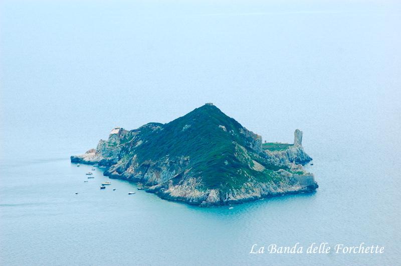 Avioturismo Italia Toscana Isola di Cerboli