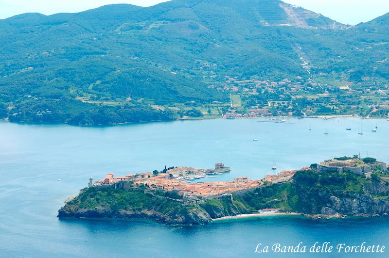 Avioturismo Toscana Portoferraio isola d'elba