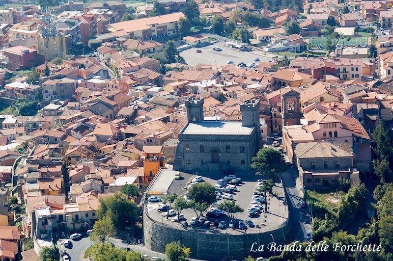 Avioturismo Italia Lazio Rocca Priora