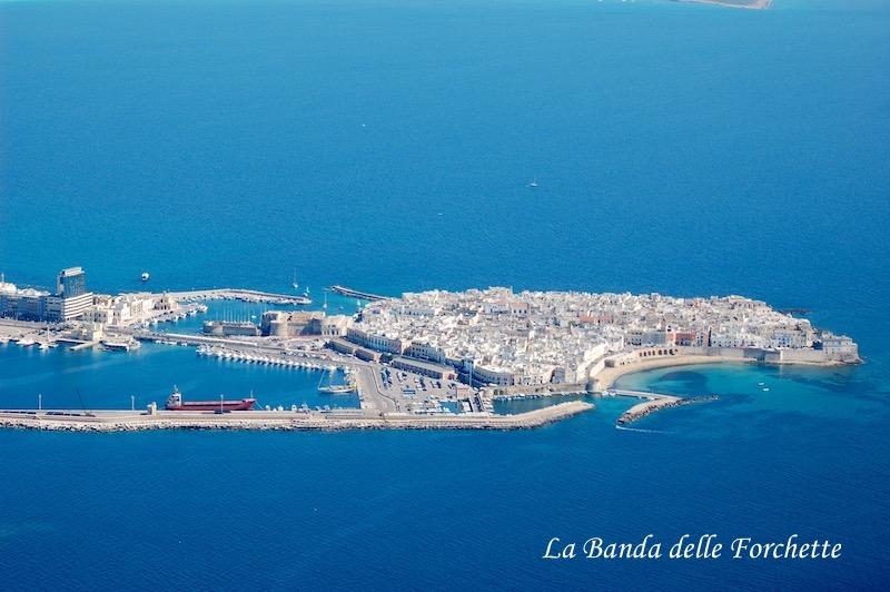 Avioturismo Puglia Gallipoli