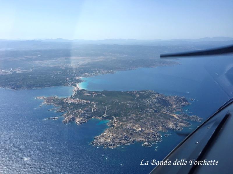 Avioturismo Sardegna Capo Testa