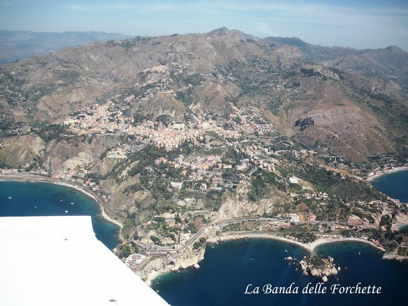 Avioturismo Sicilia Taormina