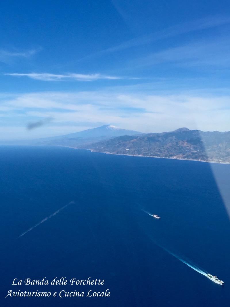 Avioturismo Stretto di Messina