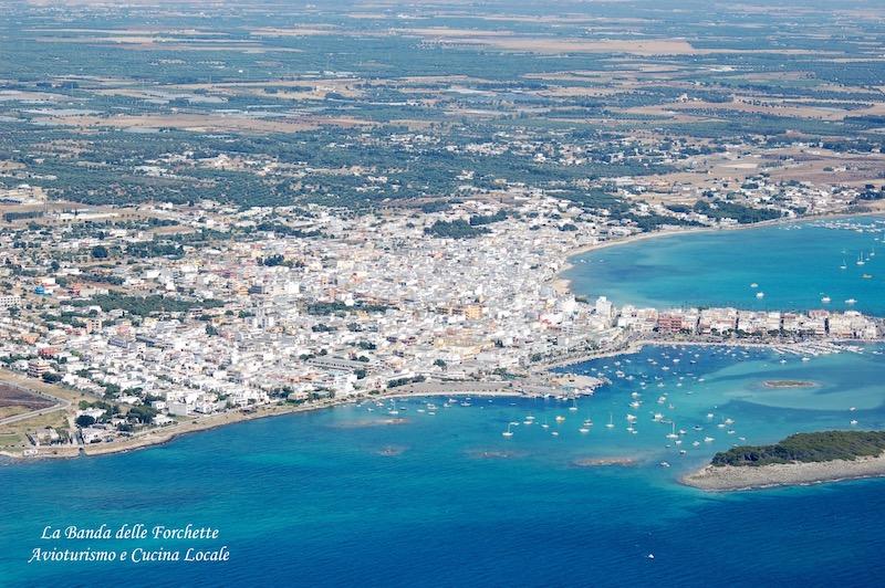 Avioturismo Puglia Porto Cesareo