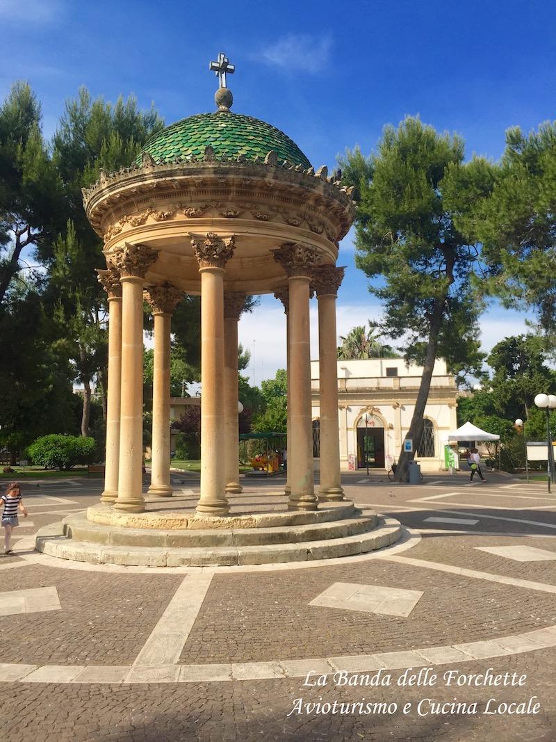 Avioturismo Puglia Lecce