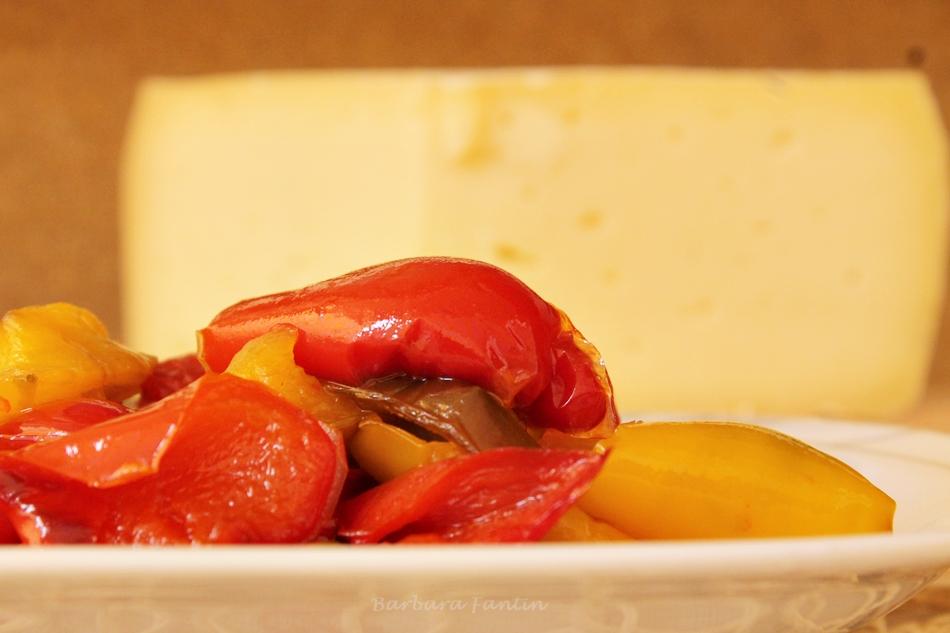 Peperoni appetitosi