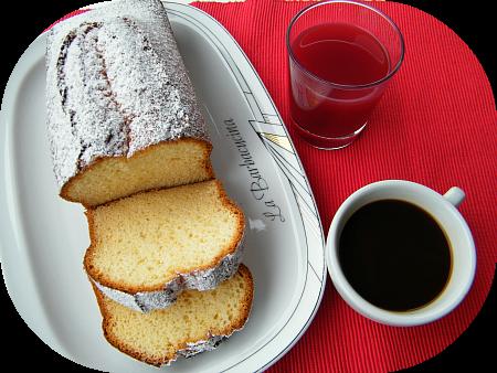 Plumcake panna e cardamomo, ricetta dolce