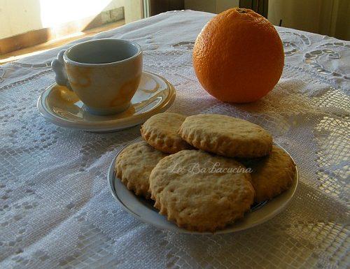 Biscottini al farro, ricetta dolce