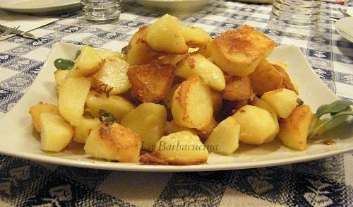 Patate burro e salvia, ricetta contorno