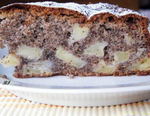 Torta di mele con grano saraceno, ricetta dolce