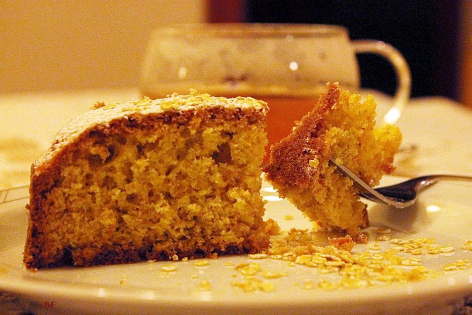 Molto Torta con fiocchi di avena, ricetta dolci DX53