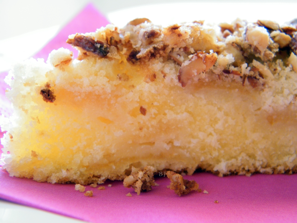 Conosciuto Torta di mele, mandorle con farina di riso - ricetta dolce SL05