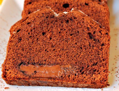 Plumcake alla Nocciolata, ricetta dolce