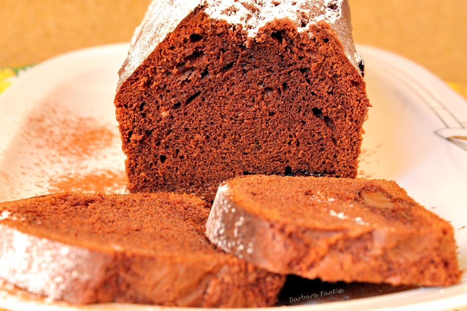 Plumcake alla Nocciolata, ricetta dolce La Barbacucina