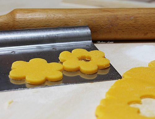 Pasta frolla senza glutine, ricetta base