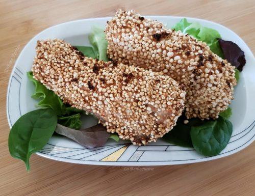 Salmone croccante al forno, ricetta dietetica