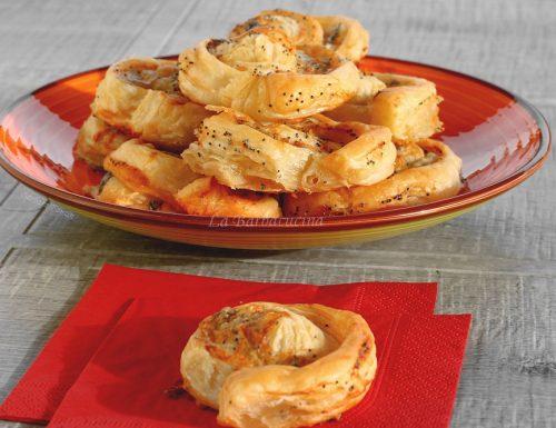 Salatini gorgonzola mascarpone