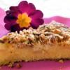 Torta di mele, mandorle con farina di riso – ricetta dolce