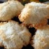 Biscotti morbidi al cocco, ricetta dolce