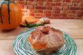 Parmigiana zucca, speck e provola