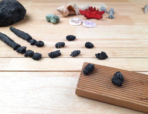Gnocchi al nero di seppia