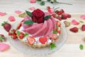 Cheesecake frolla alle fragole