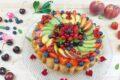 Crostata furba alla frutta
