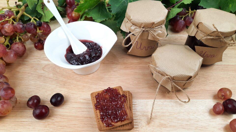 marmellata di uvas