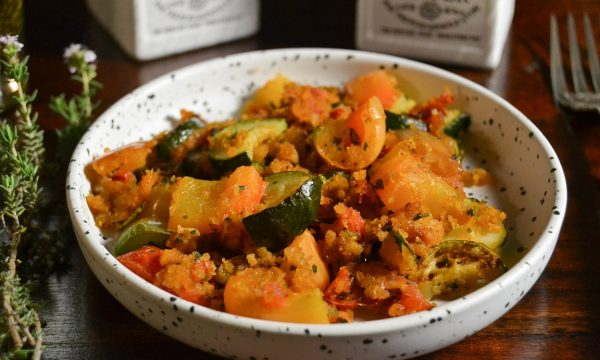 Mix di verdure saporite