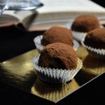 Tartufini di ricotta e cioccolato senza burro