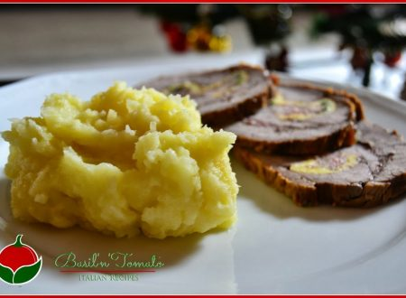 Italian Mashed Potatoes, alias Puré