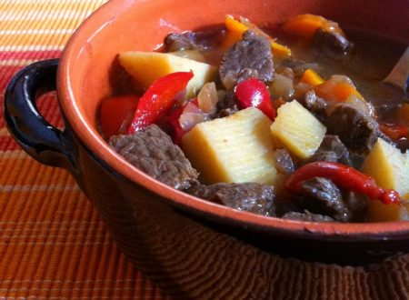Zuppa di Gulash saporita