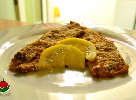 Filetti di merluzzo croccanti al forno