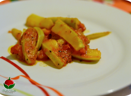 Zucchine alla menta – Ricetta sarda