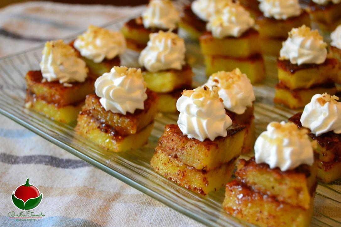 Ananas alla cannella - ricetta brasiliana