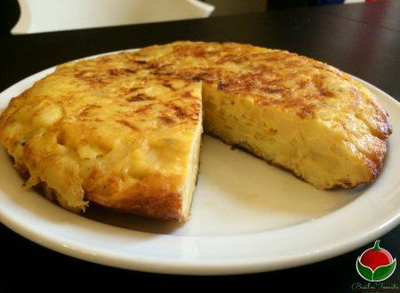 Tortilla di patate – Ricetta spagnola
